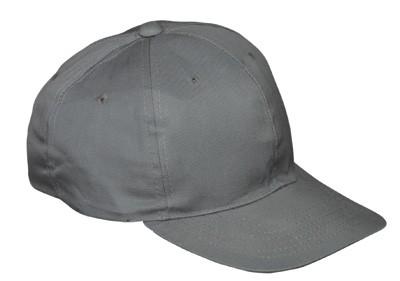 Baseball Cap Grau