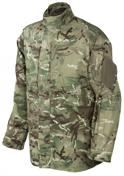 Helikon PCS Jacket MP Camo