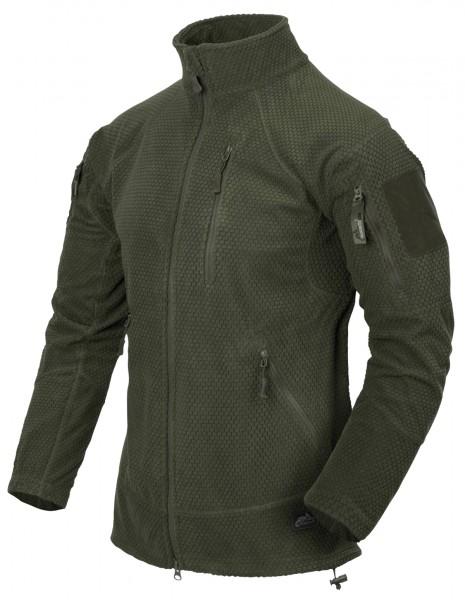 Helikon Alpha Tactical Grid Fleece Jacket
