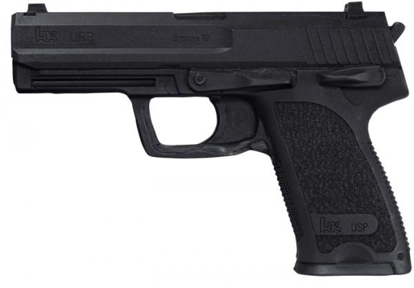 BLUEGUNS Trainingswaffe H&K P8/ USP 9 mm Black