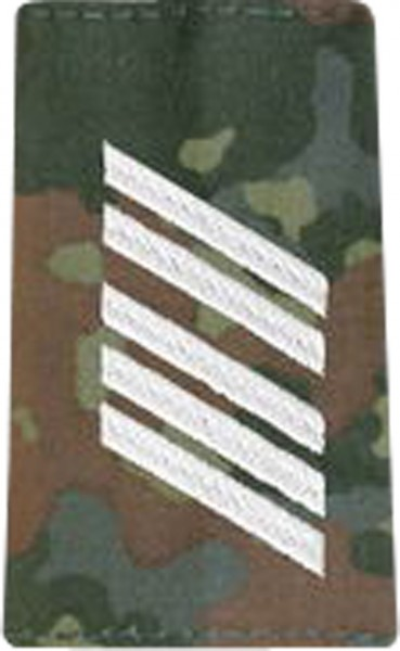 BW Rangschl. Oberstabsgefreiter Tarn/Silber Klett