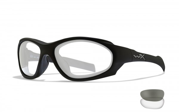 Wiley X XL-1 Advanced Comm Schutzbrille Smoke/Clear