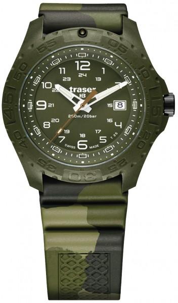 Traser H3 P96 Soldier Uhr Kautschuk
