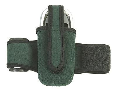Oberarmtasche für Handy Oliv