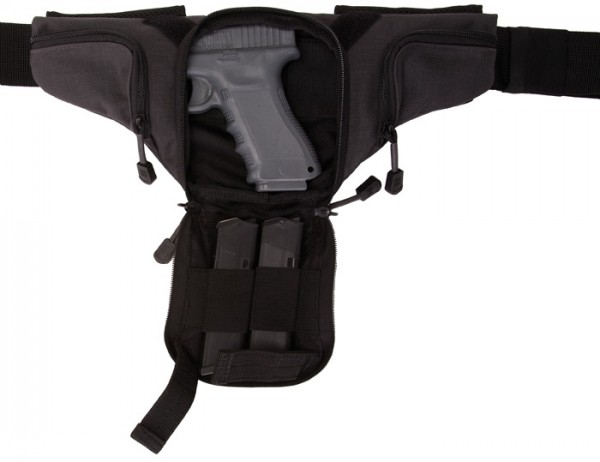 5.11 Select Carry Pistol Pouch Black/Charcoal