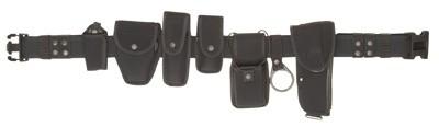 Security-Koppel mit Ausrüstungstaschen 12-teilig