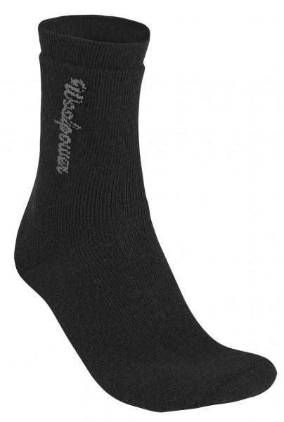 Woolpower Socks 400 mit Logo