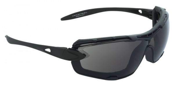 SwissEye Tactical Brille Detection Schwarz