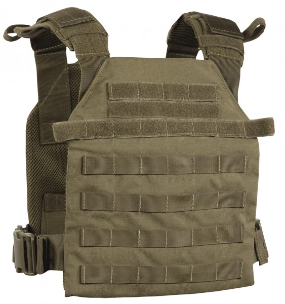 Condor Sentry Lightweight Plate Carrier Coyote