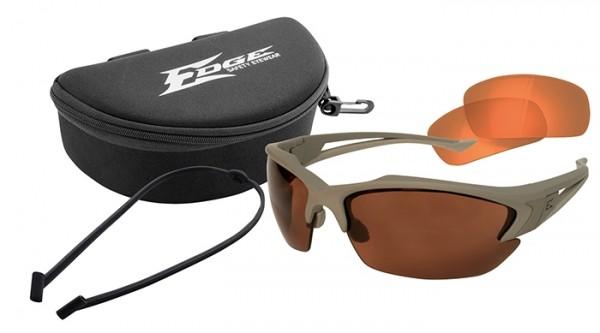 Edge Tactical Acid Gambit Kit Tigers Eye/ Polarized Copper