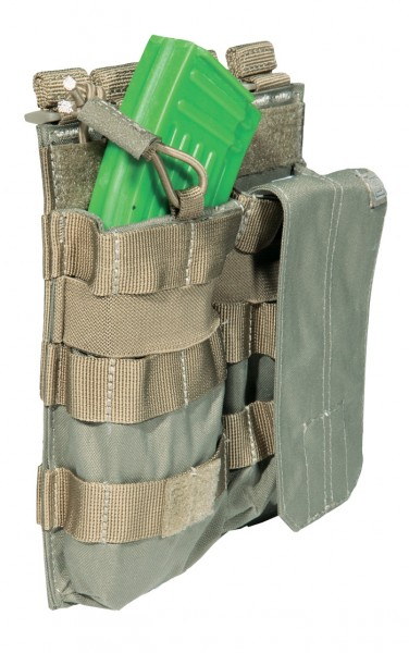 5.11 AK47/74 Bungee WCover Double Sandstone