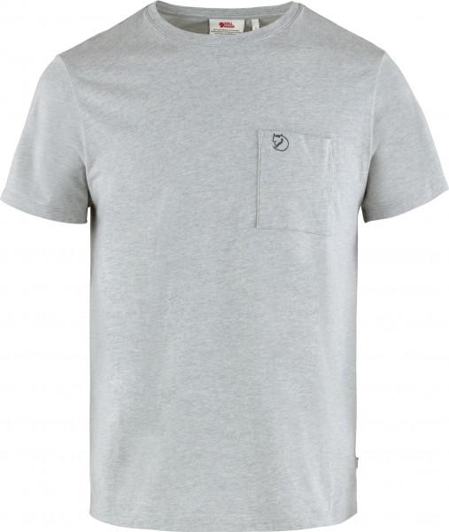 Fjällräven Övik T-Shirt Grey-Melange