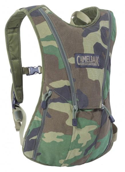 Camelbak ThermoBak Gebraucht + Crux 2,5 L Wasserblase Neu