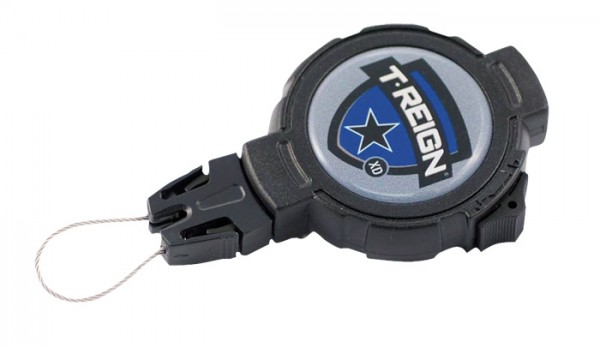 T-Reign Gear Tether Black Xtreme Clip