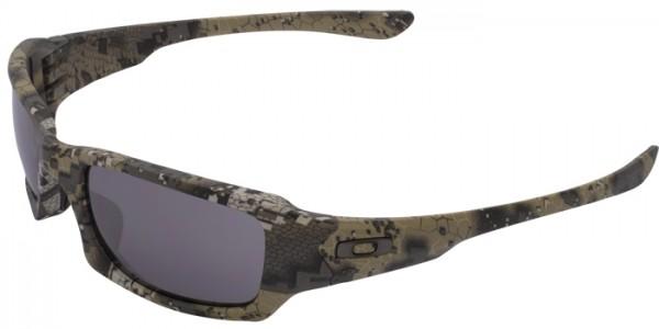 Oakley Fives Squared Desolve Black Iridium