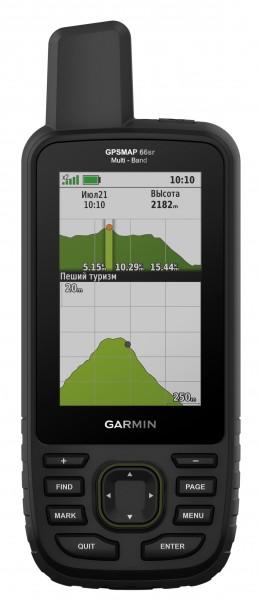 Garmin GPSMAP 66sr GPS Navigationsgerät