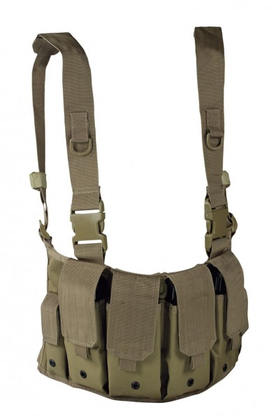 Mil-Tec Mag Carrier Chest Rig