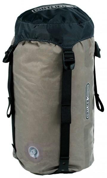 Ortlieb Kompressionspacksack mit Ventil und Gurt von 7 bis 12 L