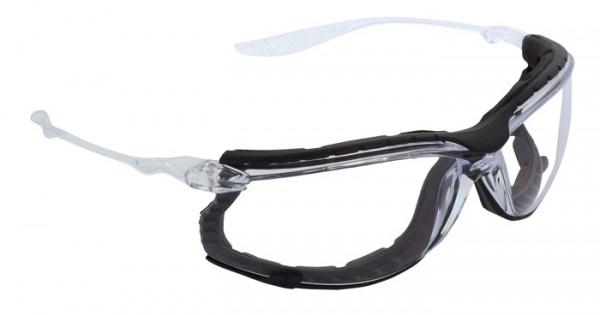 SwissEye Tactical Brille Sandstorm Klar
