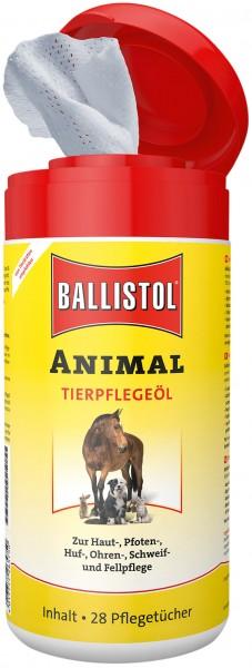 Ballistol Animal Tierpflegeöl Tücher
