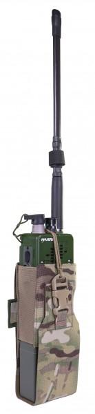 WAS Laser Cut MBITR/Harris Radio Pouch
