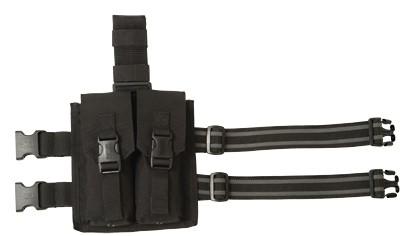 BLACKHAWK Omega M4 Drop Leg Pouch Schwarz