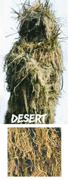 Tarnanzug Bushrag - Ghillie Flage Desert