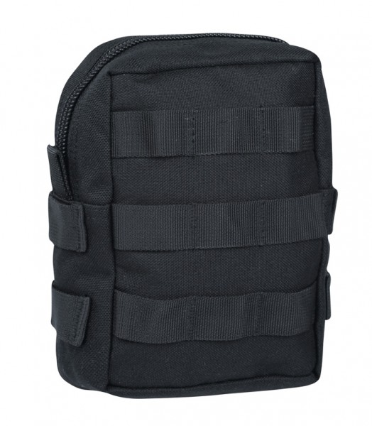Warrior Small Molle Medic Pouch Black