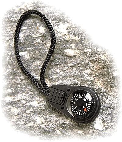 Kompass-Anhänger mit Kordel