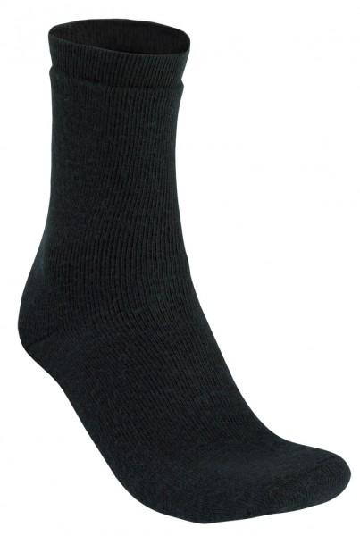 Woolpower Socke Active 400g Schwarz