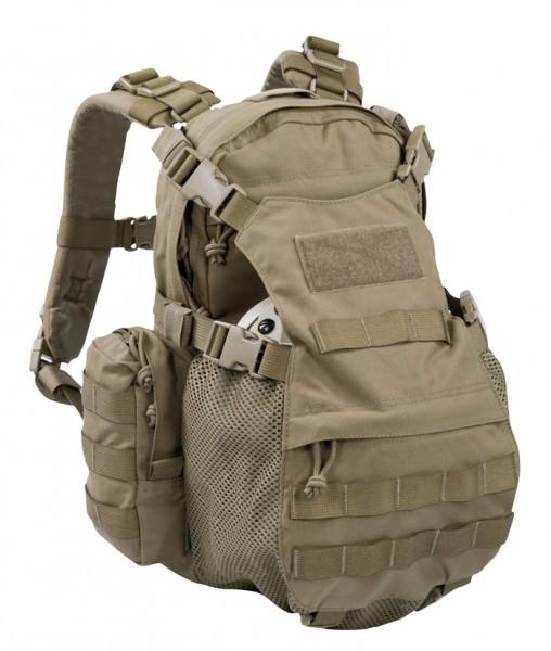 Backpack Warrior Helmet Cargo Pack Coyote