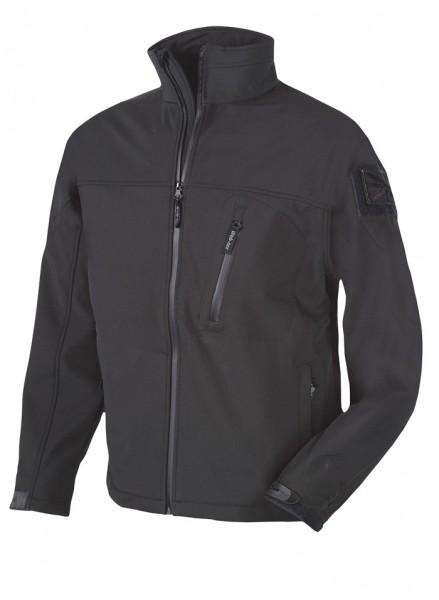 Web-tex Tactical Softshell Jacket Schwarz