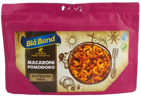 Blå Band Outdoor Meal - Makkaroni Pomodoro