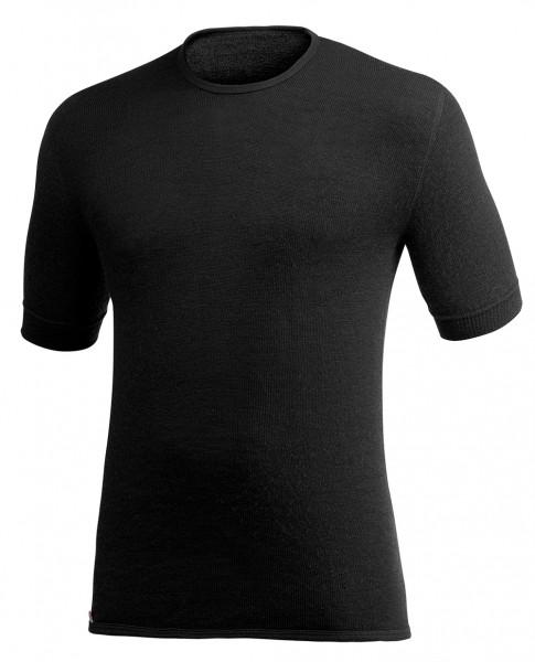 Woolpower T-Shirt 200 Schwarz