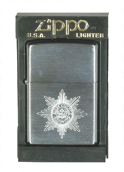 Zippo Feuerzeug Motiv Feldjäger