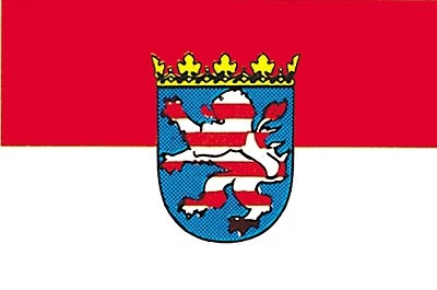 Flagge BL Hessen