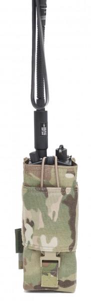 Warrior MBITR Radio Pouch Multicam
