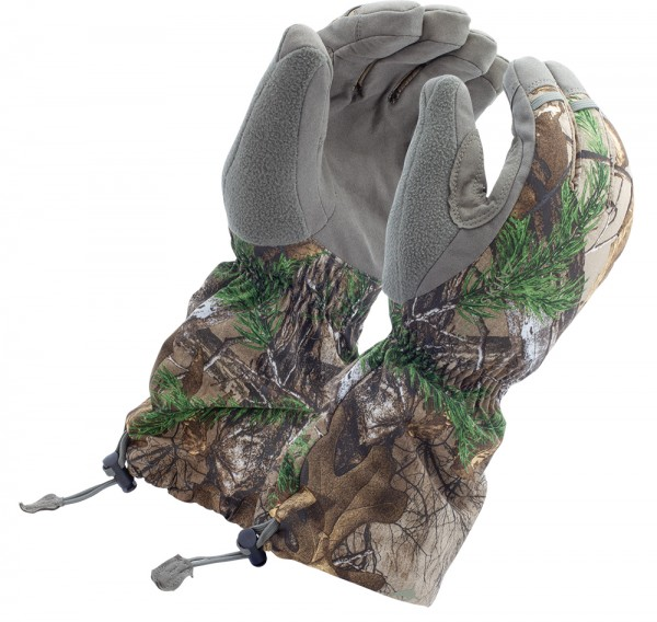 SealSkinz Waterproof Extreme Cold Weather Gauntlet Realtree