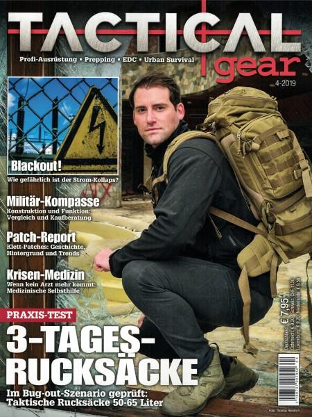 Tactical Gear Magazin 4-2019
