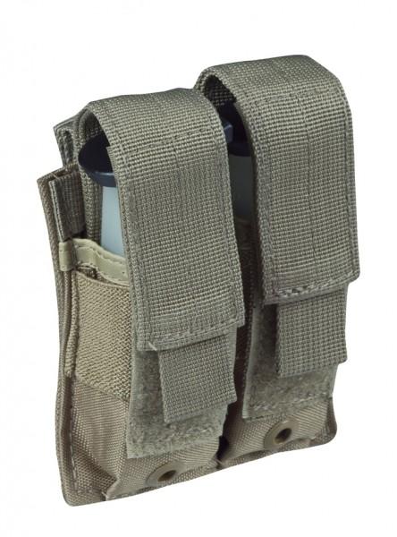 Doppel Magazintasche Pistole