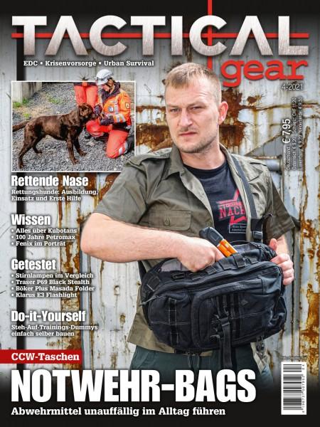 Tactical Gear Magazin 4-2021