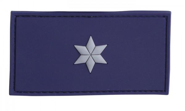 3D Dienstgradabz. Polizeikommissar (1 Stern)
