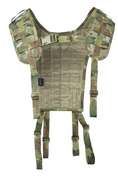 Warrior Molle Harness Multicam