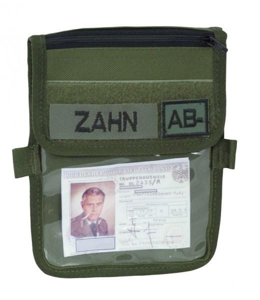 75Tactical Ausweisumhängetasche Z3 Oilv