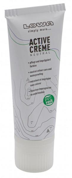 Lowa Active Cream Schucreme PFC-frei 75 ml