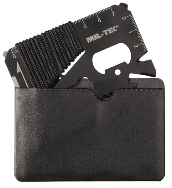 Mil-Tec Pocket Survival Tool Paracord