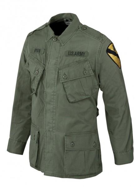 US Tropical Combat Jacket 1. Pattern Oliv