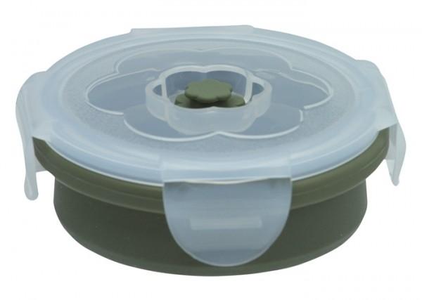 MFH Lunchbox mit Deckel 240 ml Oliv
