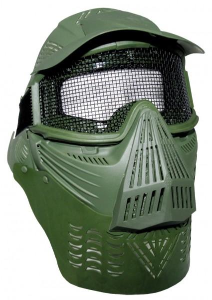 Paintball Gesichtsschutzmaske (2 Farbvarianten)