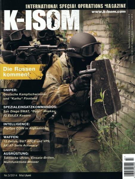 Kommando Magazin K-ISOM Ausgabe: 35 Nr.3/2014